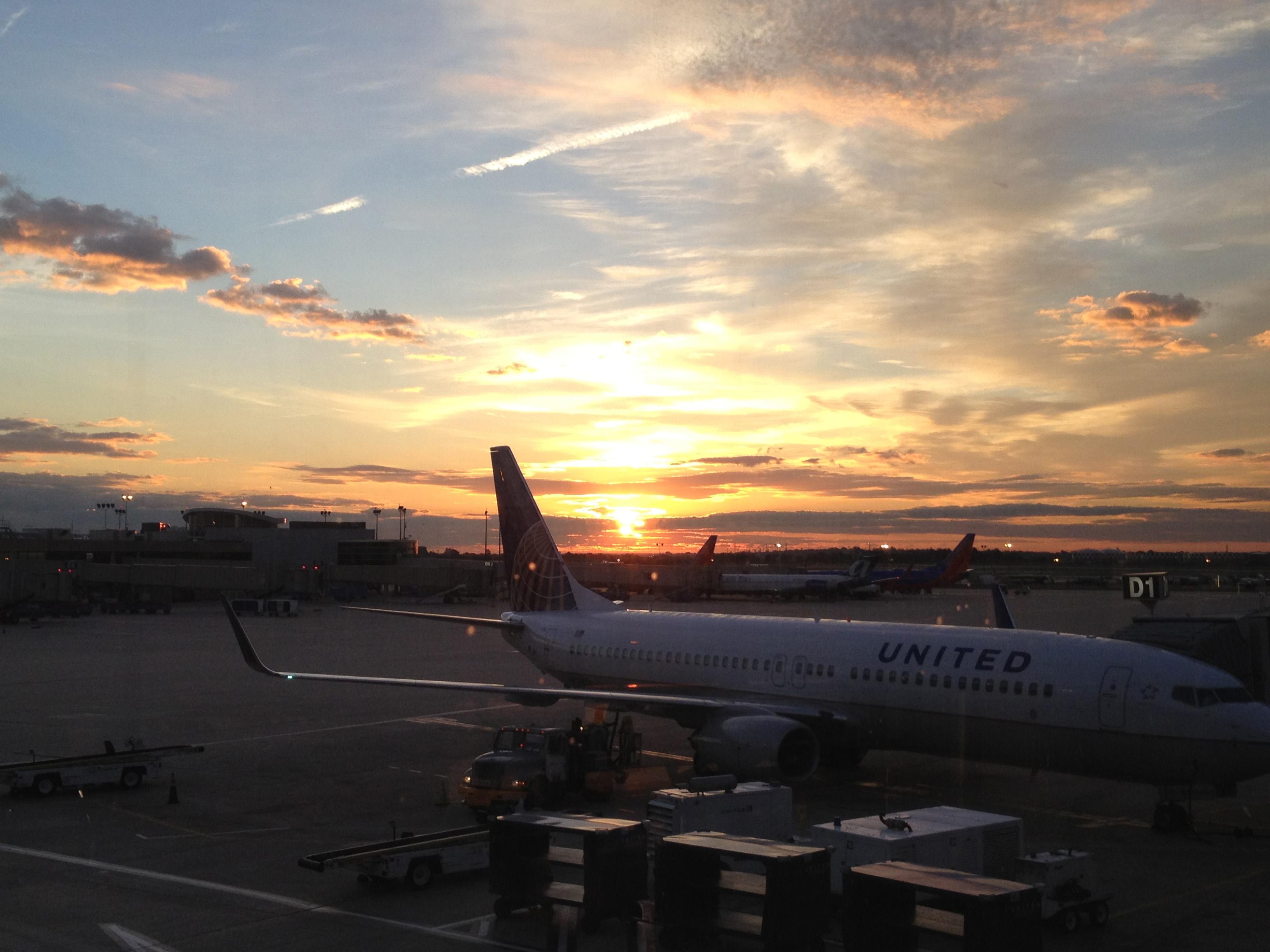 sunrise at philadelphia